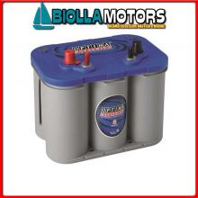 2030450 BATTERIA OPTIMA BLUETOP BT SLI 4.2 50AH Batterie Optima Bluetop