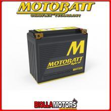 MHTX20 BATTERIA MOTOBATT 12N163A LITIO E06202 12N163A MOTO SCOOTER QUAD CROSS
