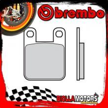 07044 PASTIGLIE FRENO POSTERIORE BREMBO PEUGEOT BLASTER FURIOS 2011- 50CC [ORGANIC]
