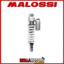 4614223 AMMORTIZZATORE POSTERIORE MALOSSI RS24/10 APRILIA SR 50 2T LC EURO 4 (PIAGGIO CA81M) , INTERASSE 330 MM -