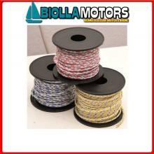 3105432 BOBINA MULTICOLOR 2MM 30MTBLUE Bobinette Multicolor in Poliestere