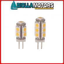 2167531 LAMPADINA LED G4 12V H39< Lampadine LED G4