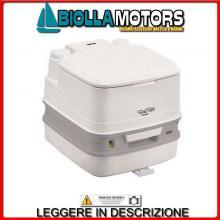1325036 TOILET PORTAPOTTI 365 WC Chimico Porta Potti Qube