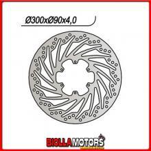 659801 DISCO FRENO ANTERIORE NG GILERA SC 125CC 2006 801 Turbine 300-101,5-90-4-6
