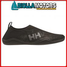3041056 HH CREST WATERMOC BLACK 44.5/10.5 Scarpa HH Crest Watermoc