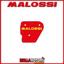 1411407 SPUGNA FILTRO ARIA MALOSSI CPI HUSSAR 50 2T <-2002 (50 C) RED SPONGE PER FILTRO ORIGINALE -