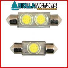 2161601 LAMPADINA SILURO LED 12V L35 Lampadine Siluro LED
