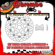 KIT-R60D DISCO E PASTIGLIE BREMBO ANTERIORE KTM DUKE 690CC 2015- [GENUINE+FLOTTANTE] 78B408B0+07BB1990