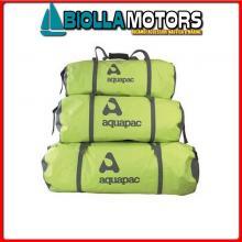 3030480 AQUAPAC DUFFEL 40L GREEN 721 Borsa Impermeabile Aquapac Duffel