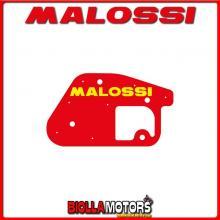 1411414 SPUGNA FILTRO ARIA MALOSSI YAMAHA BW'S NG 50 2T EURO 0-1 RED SPONGE PER FILTRO ORIGINALE -