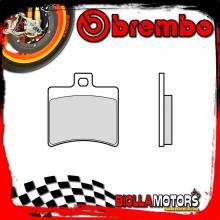 07020XS PASTIGLIE FRENO POSTERIORE BREMBO DERBI RAMBLA 2010- 125CC [XS - SCOOTER]