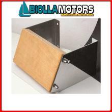 0520827 SUPPORTO MOTORE REGOLABILE INOX< Supporto Motore Angled