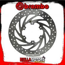 68B407D4 DISCO FRENO ANTERIORE BREMBO PIAGGIO BEVERLY I.E. 2010- 300CC FISSO