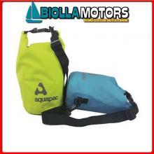 3030460 AQUAPAC DRYBAG TRAILPROOF 7L GREEN 731 Sacca Impermeabile Aquapac Drybag