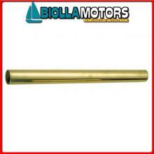 490202506 TUBO ASTUCCIO D25X600 31/41 OTTONE Tubi per Astucci Porta Elica