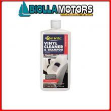 5731521 DETERGENTE VINYL SHAMPOO 460 ML< Pulitore Star Brite Vinyl Cleaner & Shampoo