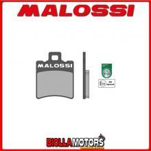 6215007BB COPPIA PASTIGLIE FRENO MALOSSI Anteriori BENELLI K2 50 2T LC SPORT Anteriori - Posteriori - per veicoli PRODOTTI 1998