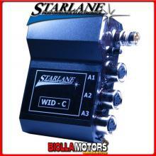 WC3AZX1011 Modulo STARLANE Espansione Wireless per Corsaro con N? 3 ingressi analogici generici + Linea CAN BUS. Plug & Play per