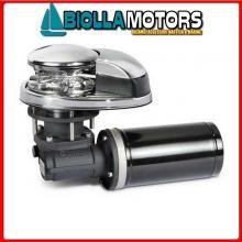 1202602 WINCH PRINCE CL2 700 12V 6MM Verricello Salpa Ancora Custom CL2