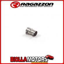 601004580 RACCORDO Evo Alfa Romeo MiTo(955) 2008>2018 1.4 TB (88kW) 09/2008> Manicotto per il montaggio del 55.0144.00 / 54.0076