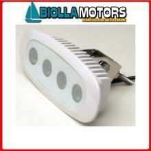2121227 FARO DA COPERTA POWER LED 4X3W Faro da Coperta OR Power LED 4x3W