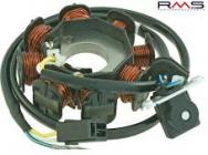 246350152 STATORE KYMCO AGILITY 4T R10 50 2006 POLI 8 ro: CON PICK-UP 12V