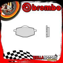 07039 REAR BRAKE PADS BREMBO AXY SLURP 2008- 150CC [ORGANIC]