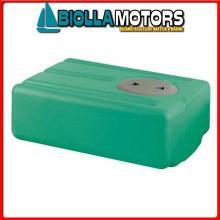 1531165 SERBATOIO ACQUA FLAT 65L Serbatoi Acqua Potabile Green Line
