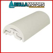 3833305 TERMINALE PROFILI R30 GREY Bottazzo Profilo Parabordo Radial