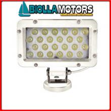 2121234 FARO DA COPERTA POWER LED 24X1W< Faro da Coperta LED 24x1W
