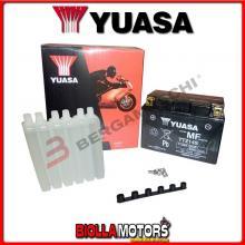 E01071 BATTERIA YUASA YTZ14S-BS SIGILLATA CON ACIDO YTZ14SBS MOTO SCOOTER QUAD CROSS