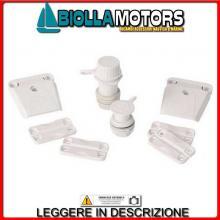 1540244 KIT BLOCCAGGIO GHIACCIAIA Kit Bloccaggio per Ghiacciaie Portatili