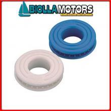 3211514 SET 12 OCCHIELLI OP BLUE Confezione Occhielli in Plastica