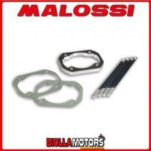 0717472 KIT SPESSORE MALOSSI BASE CILINDRO 8 MM VESPA ET3 PRIMAVERA 125 2T - -