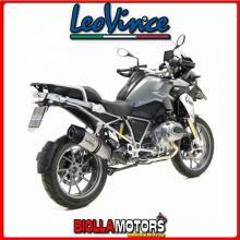 8786E TERMINALE LEOVINCE BMW R 1200 GS 2013-2016 LV ONE EVO INOX/CARBONIO