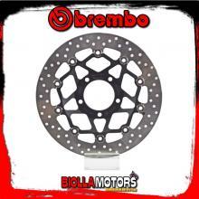 78B40881 DISCO FRENO ANTERIORE BREMBO TRIUMPH SPEED TRIPLE 2005-2006 1050CC FLOTTANTE