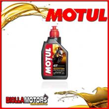 105958 1 litro OLIO MOTUL SCOOTER POWER 4T 5W40 MA 100% Sintetico PER MOTORI 4T