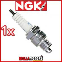 1 CANDELA NGK BR8HSA KYMCO Bet&Win 50LC 50CC - BR8HSA