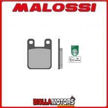6215005BB COPPIA PASTIGLIE FRENO MALOSSI Anteriori SUZUKI ESTILETE - UF 50 2T SPORT Anteriori - per veicoli PRODOTTI 2000 --> **
