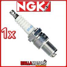 1 CANDELA NGK BR8ES MBK DX-Boite 5 50CC - BR8ES
