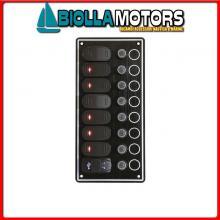 2102709 PANNELLO BLACK SEA 7 + USB< Pannello Black Sea 8