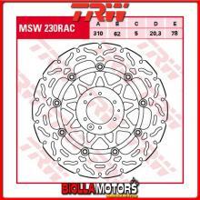 MSW230RAC DISCO FRENO ANTERIORE TRW Honda CRF 1000 L,LA,LDAfricaTwin 2015-2016 [FLOTTANTE - CON CONTOUR]