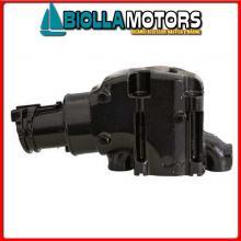 5040362 RISER 864309 MERCRUISER Riser di Scarico per Mercruiser 6.2L MPI (S/N 0M6000000W309999)