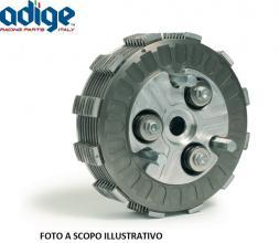 HO-197 KIT FRIZIONE COMPLETA APTC ADIGE HONDA TRX R 450cc 2005 >