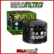 HF557 FILTRO OLIO BOMBARDIER 500 Traxter 1999-2005 500CC HIFLO