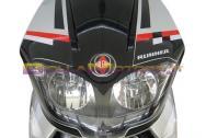 ODF-14535 CIGLIA ADESIVE NERE ODF- GILERA RUNNER PUREJET / SP