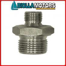 5351605 NIPPLE RIDUZIONE 1/2-1/4 Nipple Adattatori AC Rid.