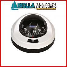 2500017 BUSSOLA RV LED ARIES 21/2 WHITE/BLACK '' Bussola Riviera Aries
