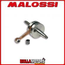 538906 ALBERO MOTORE MALOSSI RHQ GILERA RUNNER FX 125 2T LC SP. D. 16 CORSA 52 MM -