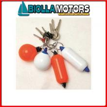 5814811 KEY HOLDER A1 ORANGE Portachiavi Galleggianti Parabordi & Boe